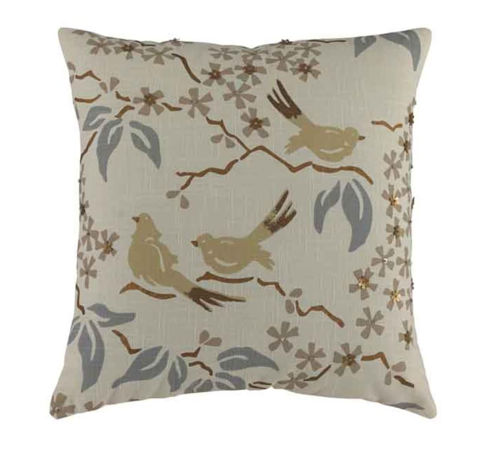 Picture of BIRDS ACCENT PILLOW