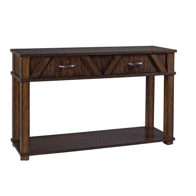 Picture of FOXCROFT CONSOLE TABLE