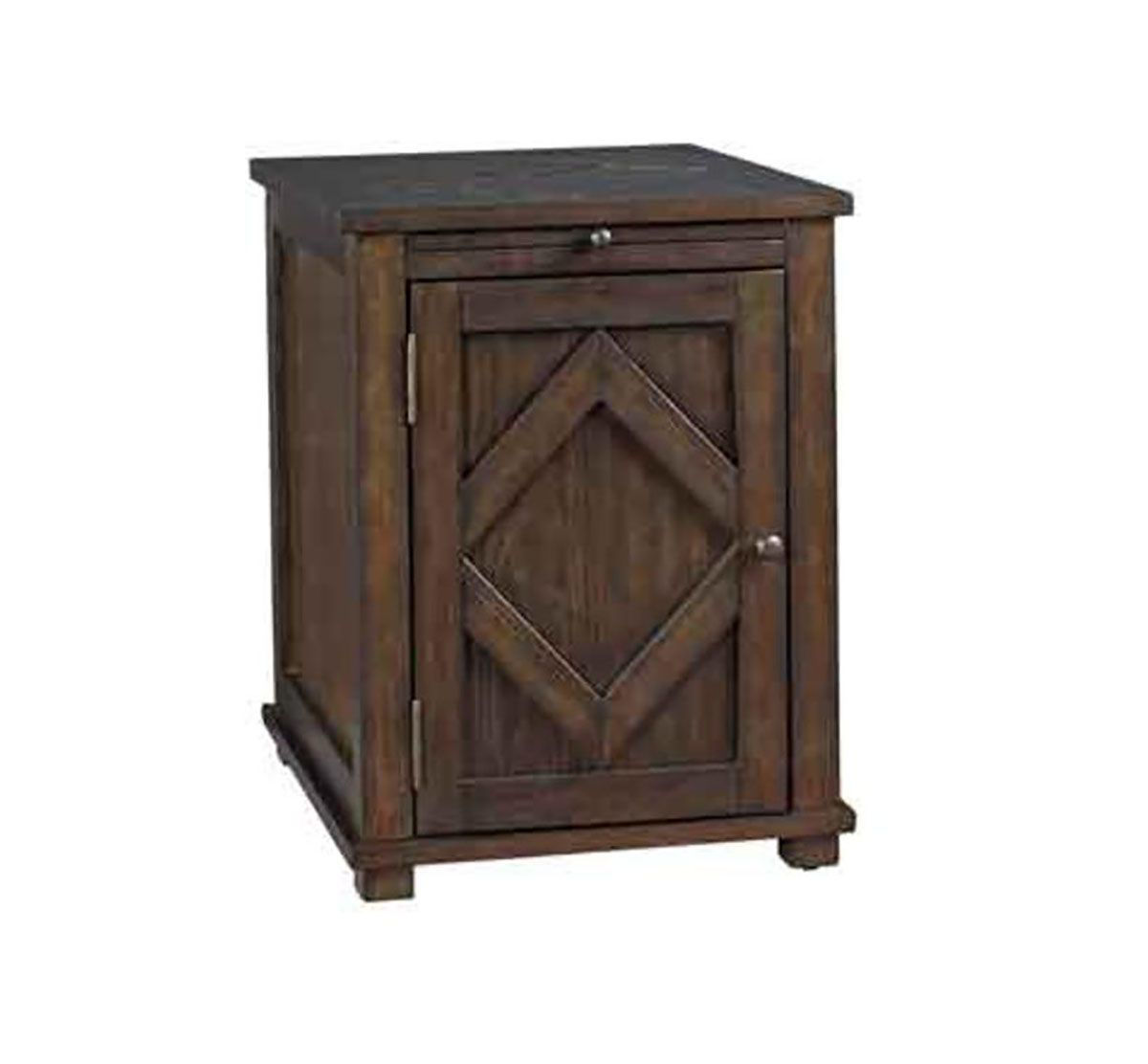 Picture of FOXCROFT CHAIRSIDE TABLE