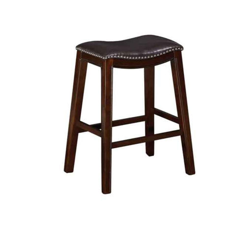 Picture of SADDLE CREEK BROWN BARSTOOL