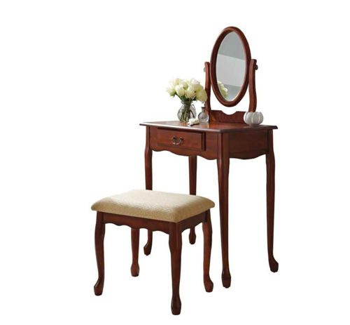 Picture of ALYCE VANITY & BENCH