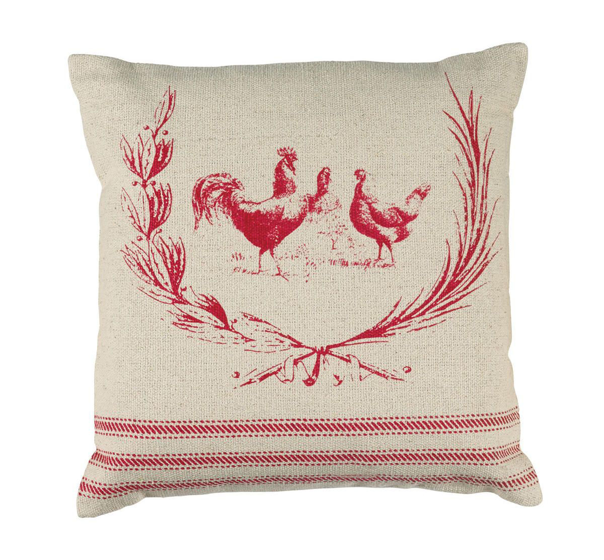 Picture of ROOSTER ACCENT PILLOW