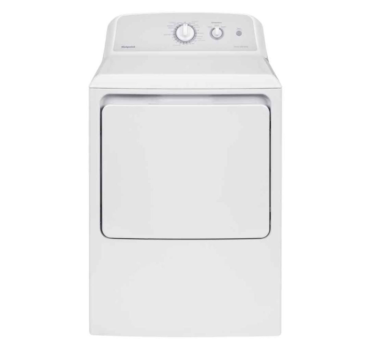 Picture of HOTPOINT BY G.E. ELECTRIC DRYER