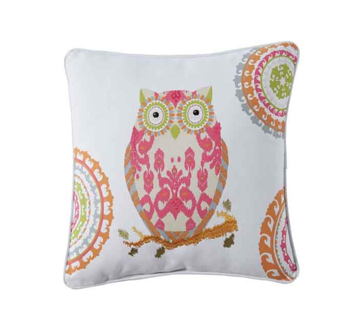 Picture of OWL ACCENT PILLOW