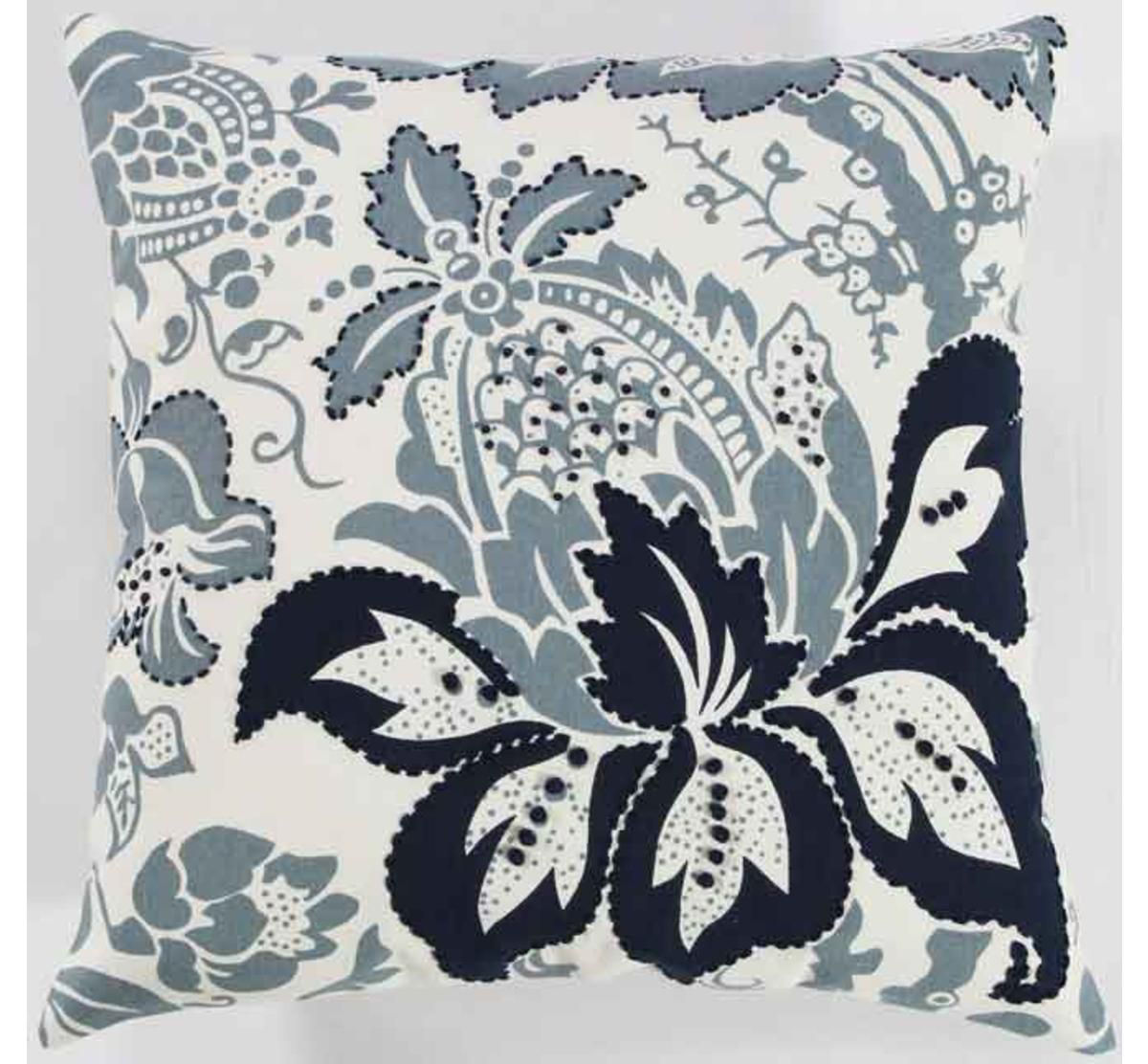 Picture of PAISLEY ACCENT PILLOW