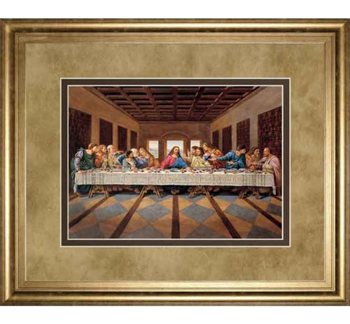 Picture of THE LAST SUPPER WALL ART