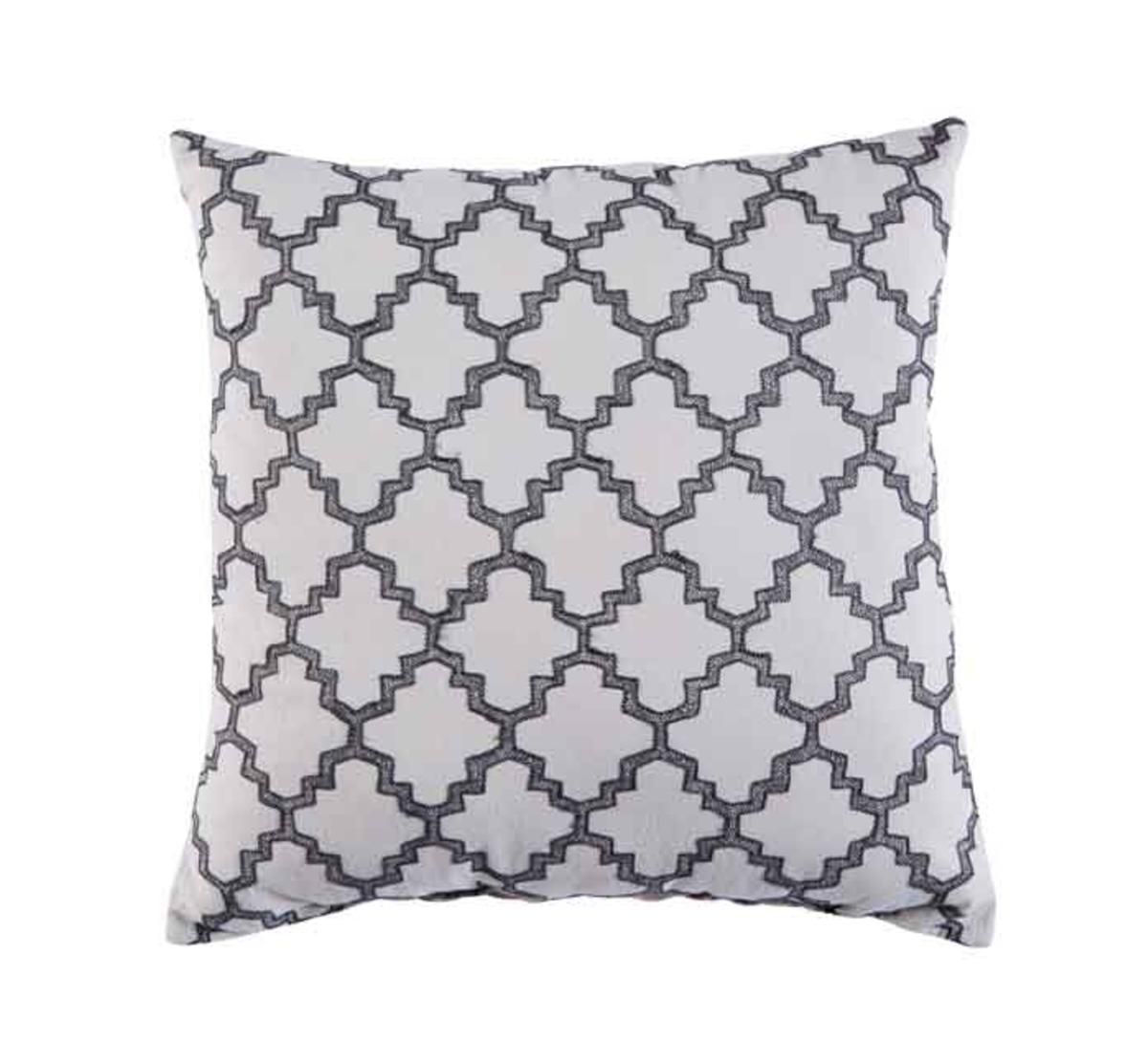 Picture of GREY ACCENT PILLOW