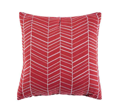 Picture of RED ACCENT PILLOW
