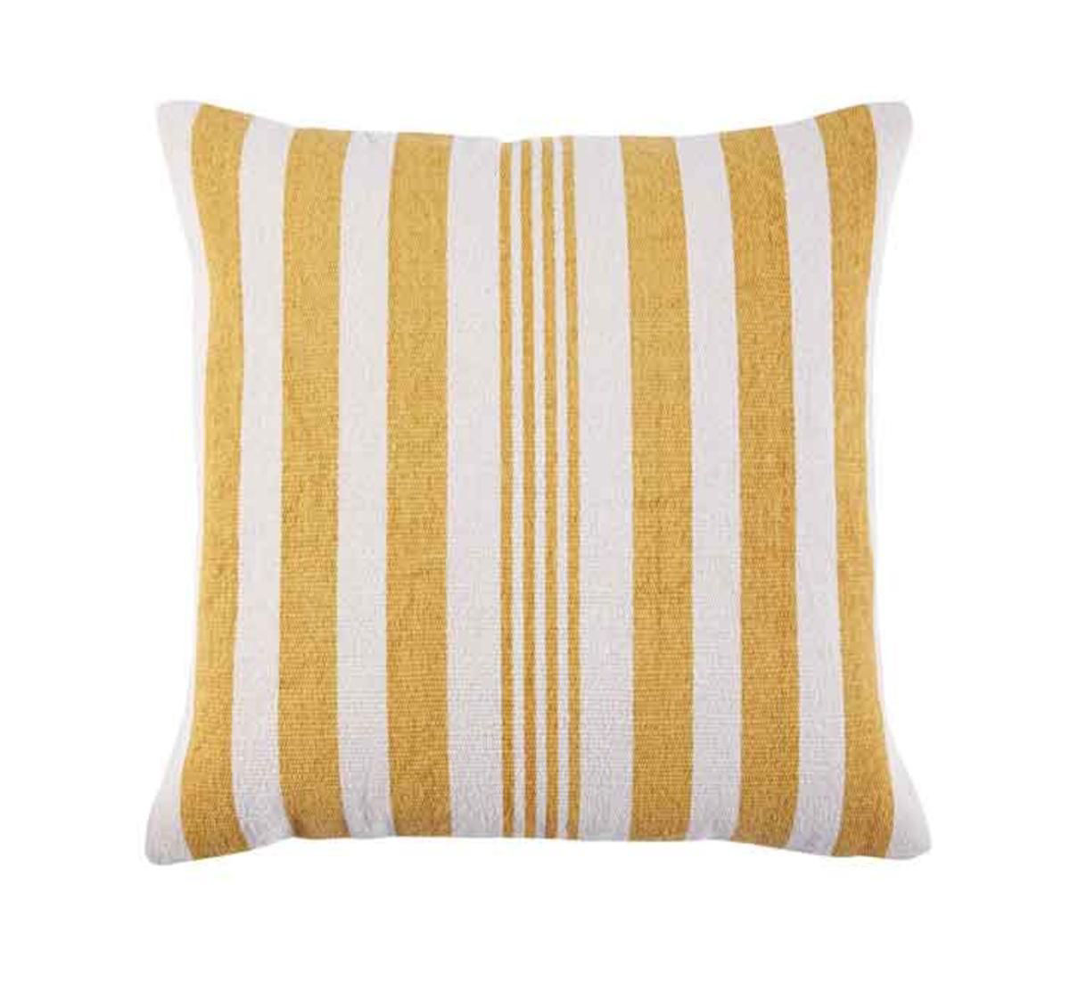 Picture of YELLOW ACCENT PILLOW