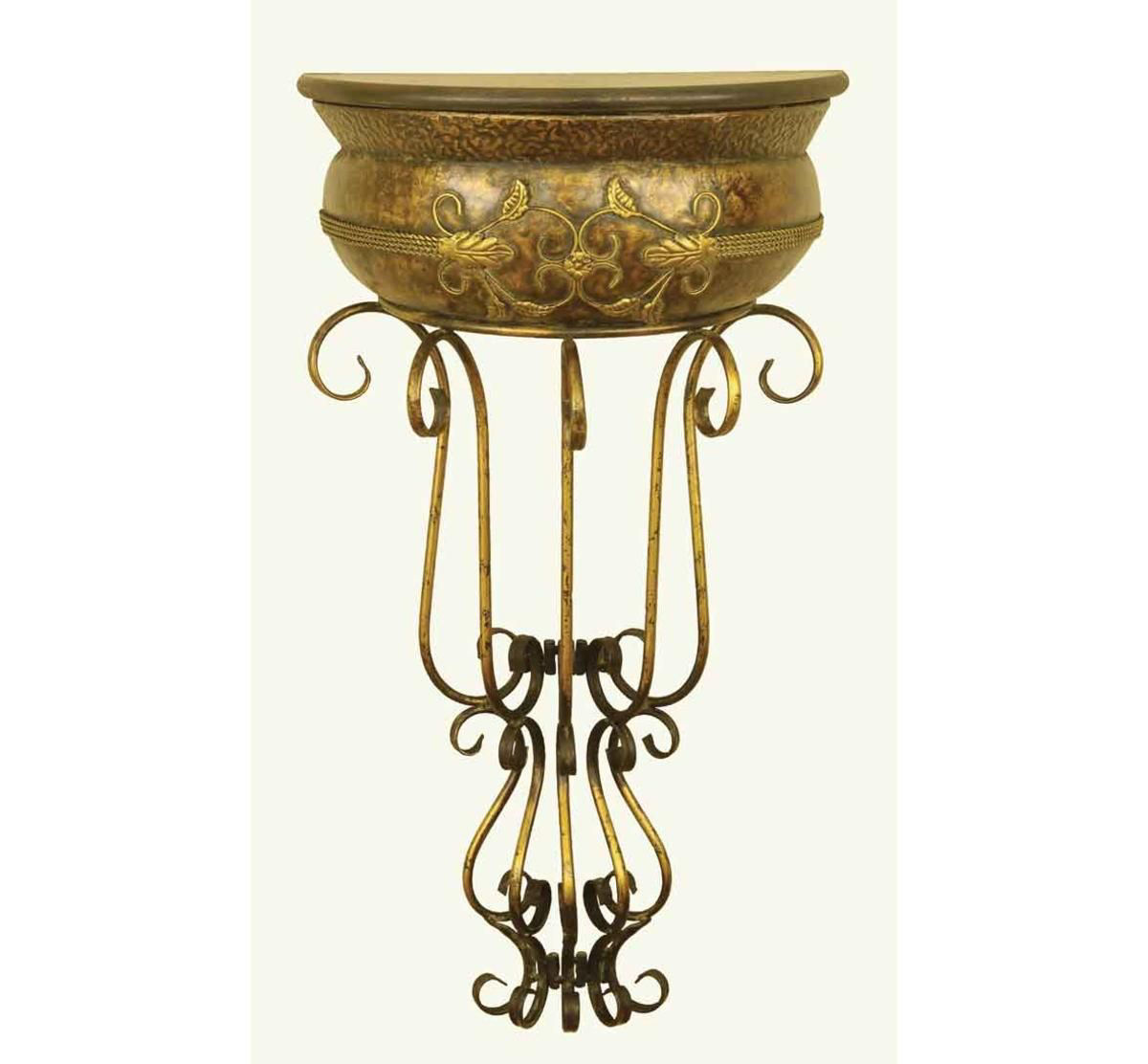 Picture of METAL WALL SCONCE WALL ART