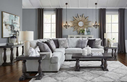 Picture of COVENTRY 2 PIECE SECTIONAL