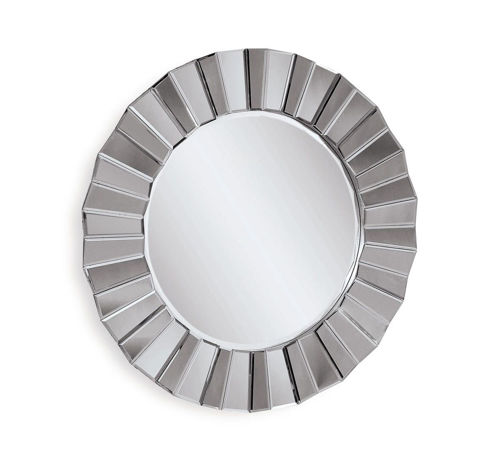Picture of PLEATED EDGE MIRROR