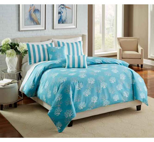Picture of BARRIER REEF 6 PIECE KING LINEN SET