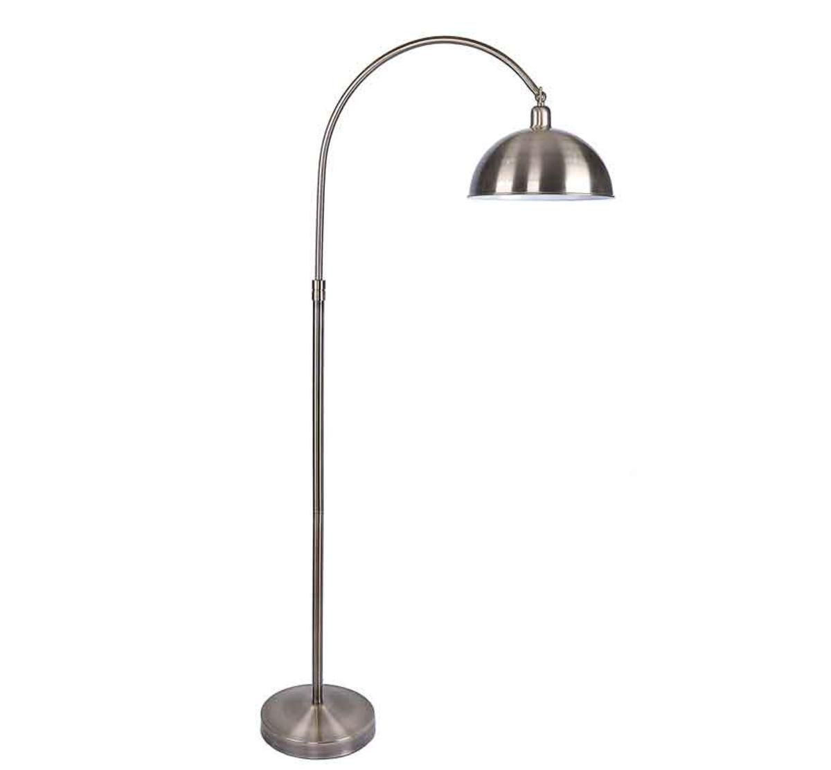 Picture of TRANSITIONAL ARC FLOOR LAMP