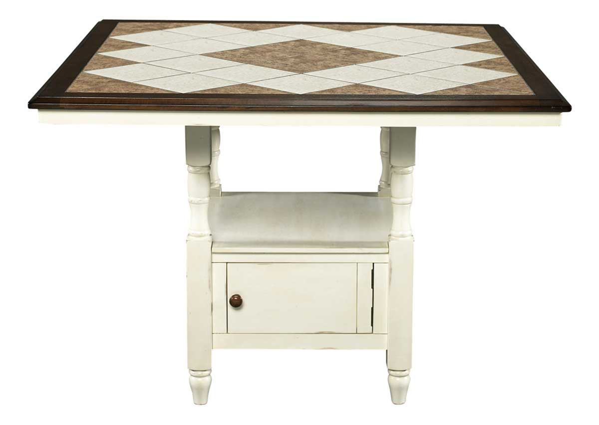 Picture of ASHLEIGH COUNTER TABLE