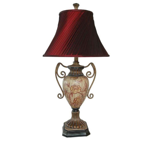 Picture of TRADITIONAL CALEDONIA LAMP