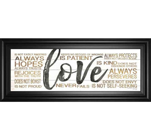 Picture of LOVE WALL ART