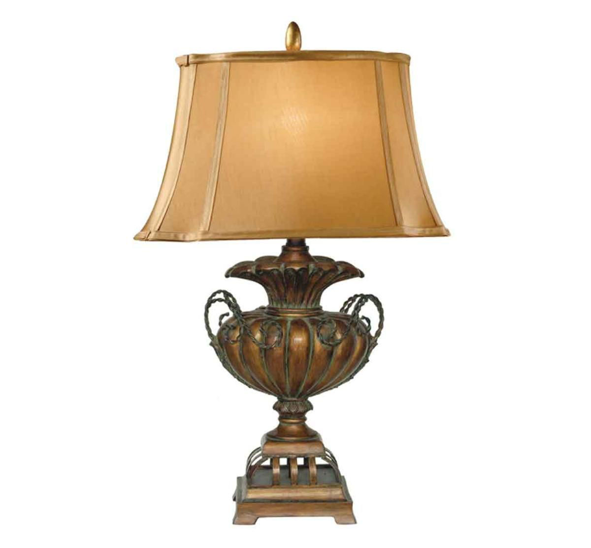 Picture of TRADITIONAL MARYANNE LAMP