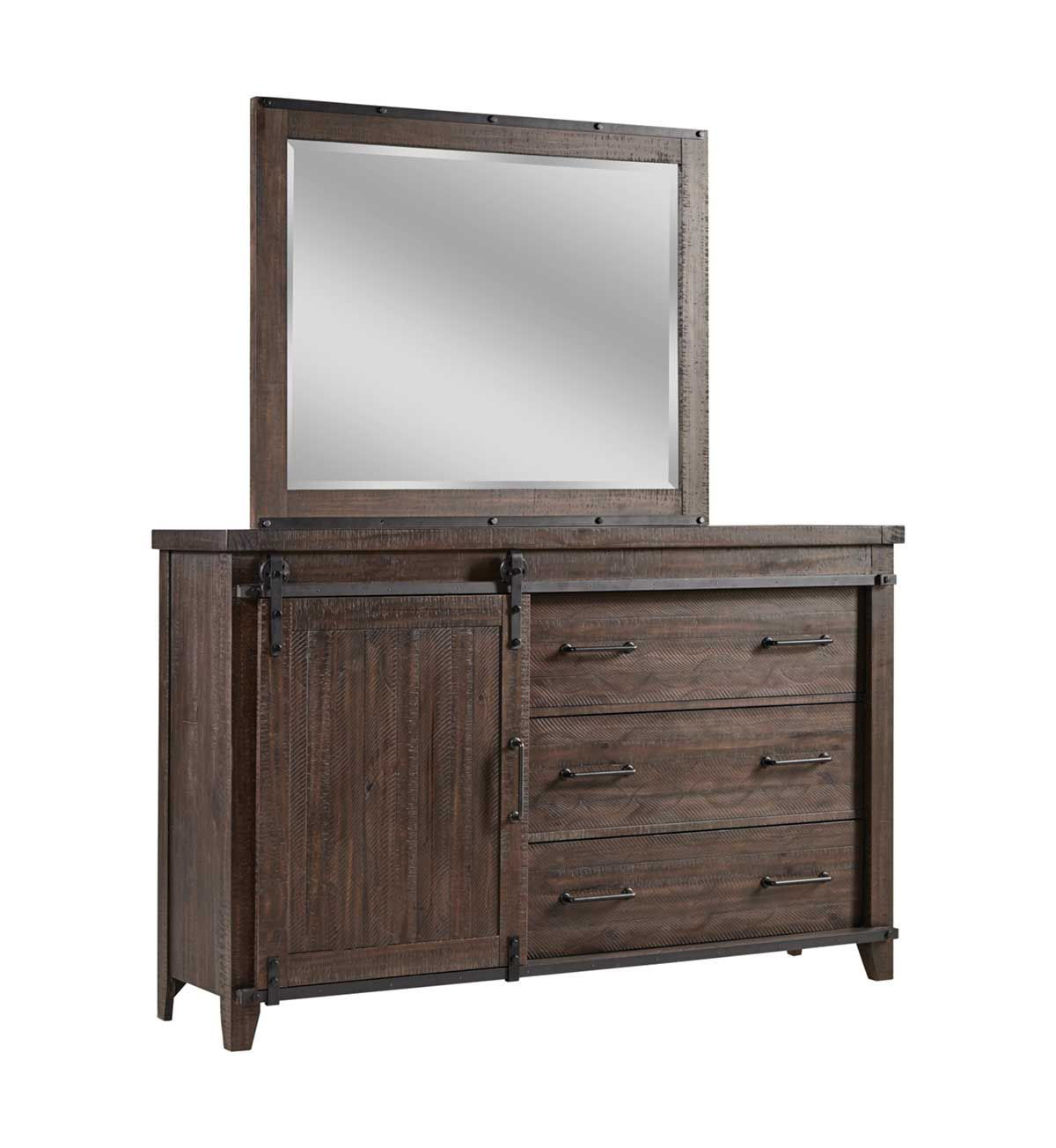 Picture of NASHVILLE DRESSER & MIRROR