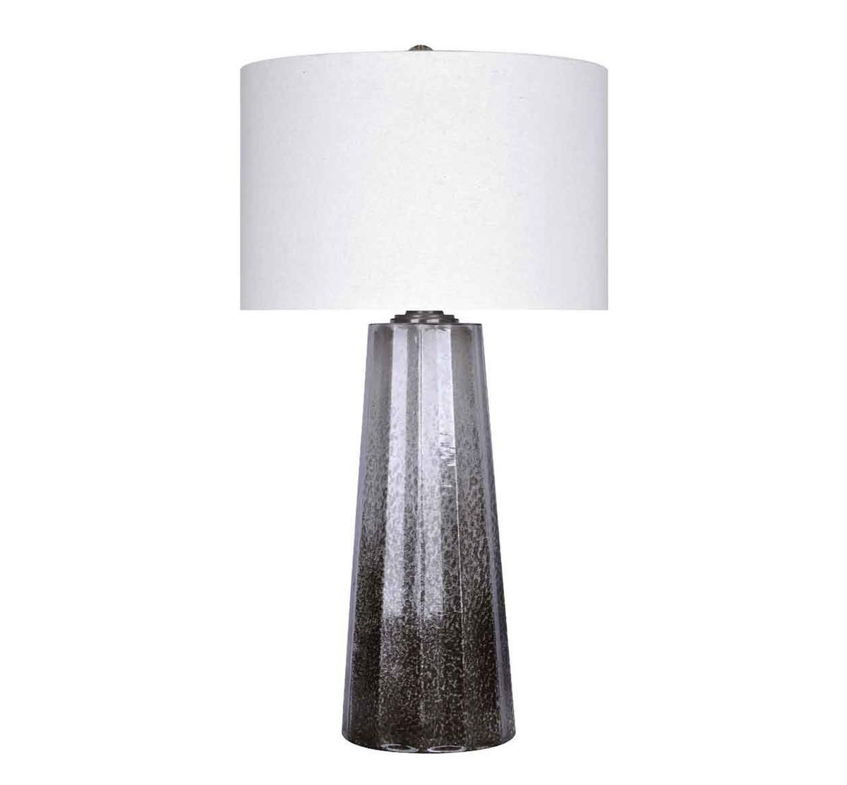 Picture of CASUAL CONTEMPORARY OPALINE LAMP