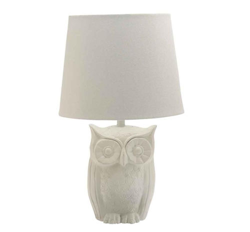 Picture of CASUAL OWL LAMP
