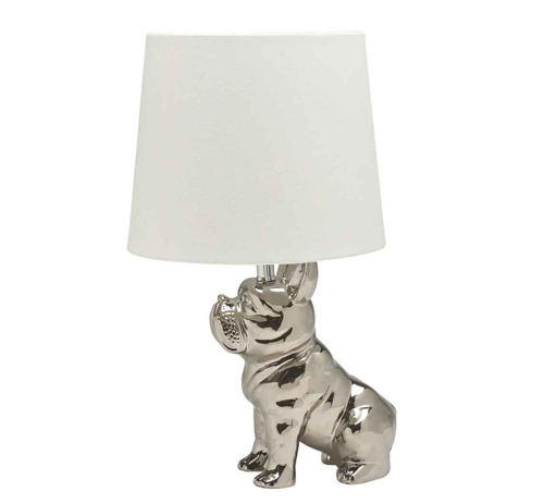 Picture of CASUAL PUG LAMP