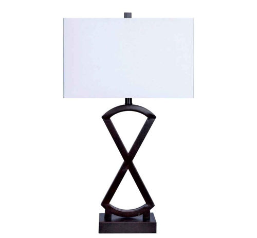 Picture of TRANSITIONAL SIMILE LAMP