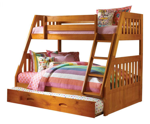 Picture of KENDALL TWIN OVER FULL BUNK BED
