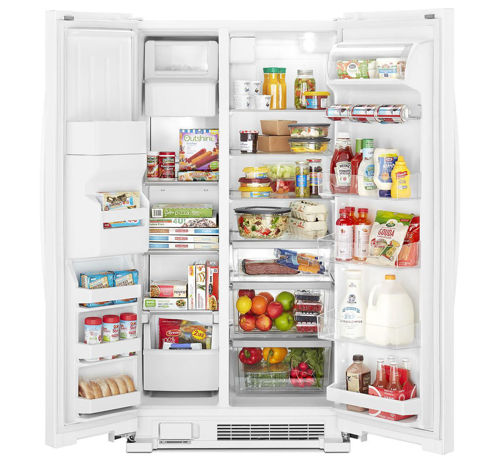 Picture of WHIRLPOOL SIDE-BY-SIDE REFRIGERATOR