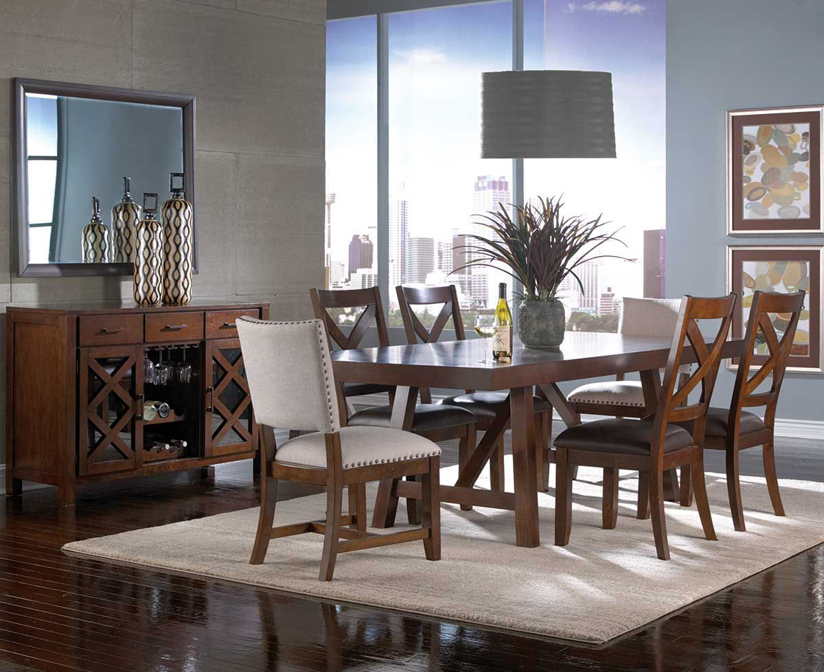 Picture of DALLAS 5 PIECE DINING SET