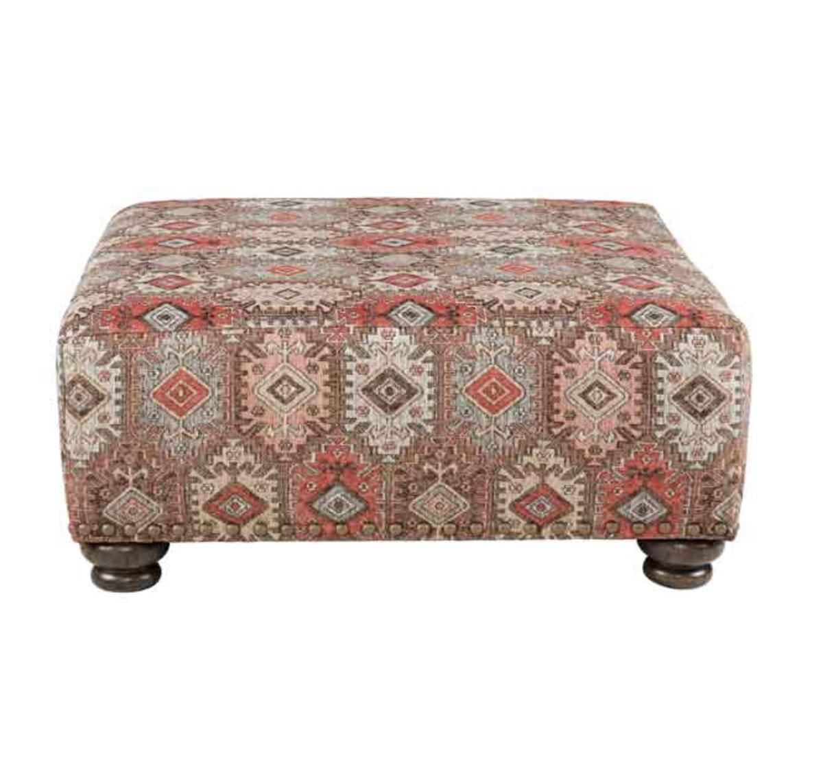 Picture of PINE VALLEY OTTOMAN