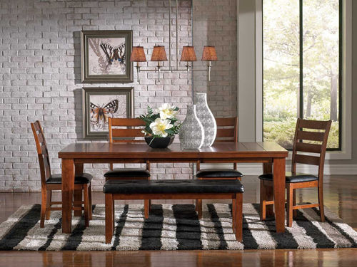 Picture of PEYTON 5 PIECE DINING SET