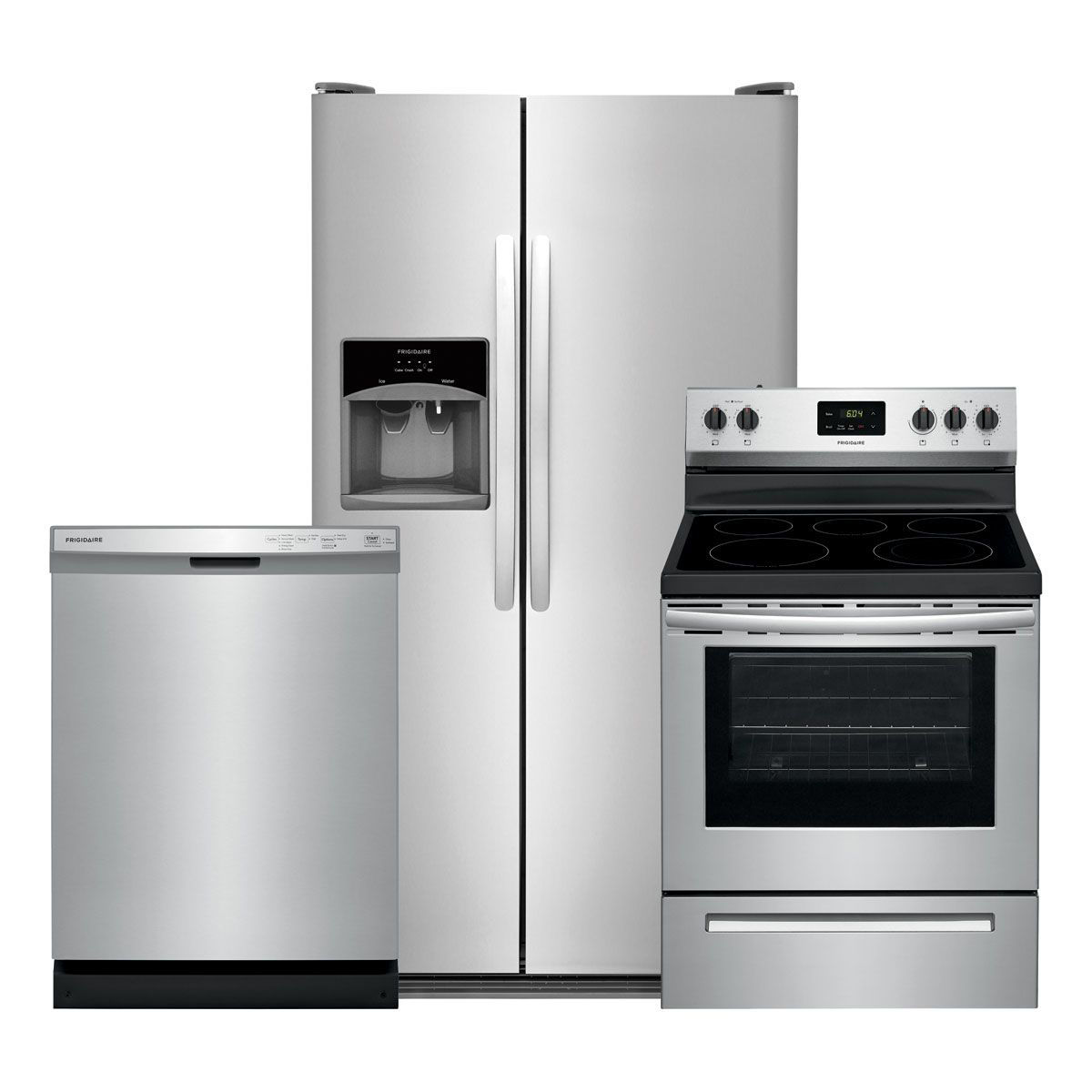 Picture of FRIGIDAIRE 3 PIECE APPLIANCE PACKAGE