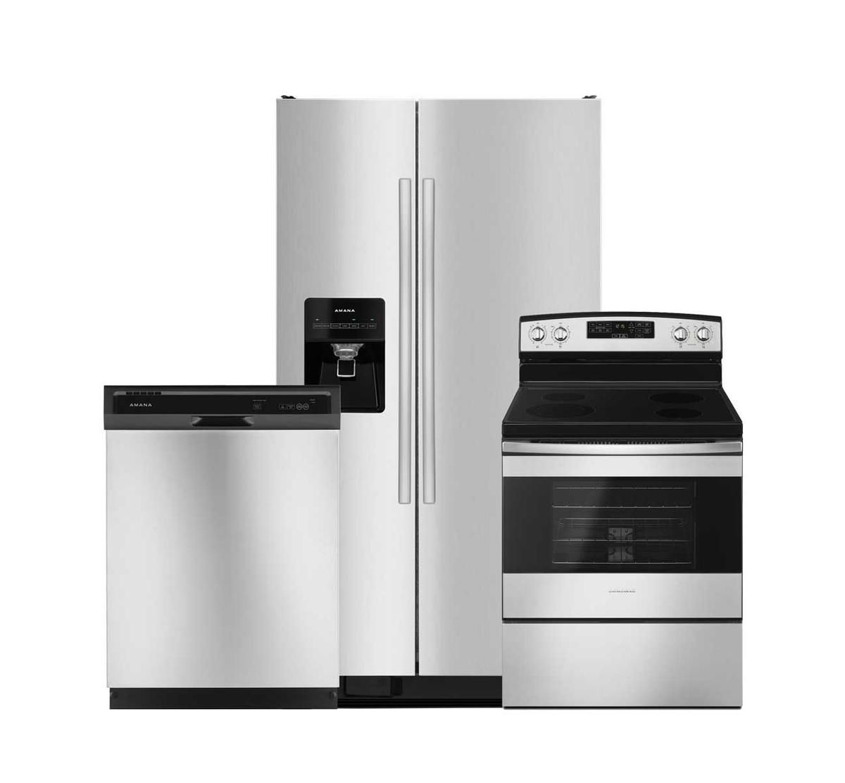 Picture of AMANA 3 PIECE APPLIANCE PACKAGE