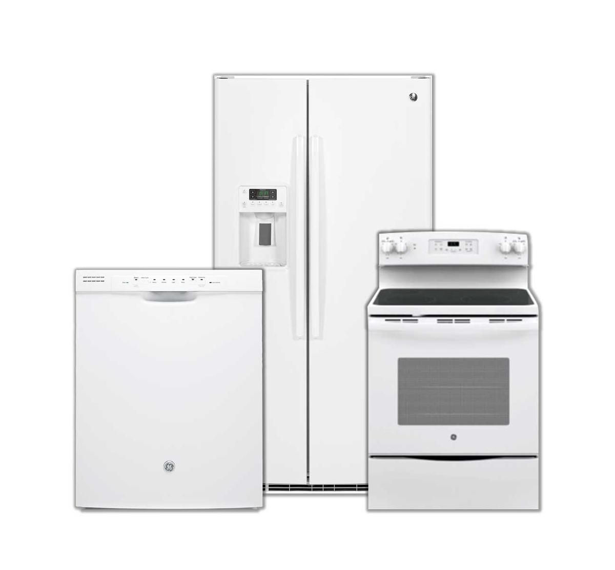 Picture of G.E. 3 PIECE APPLIANCE PACKAGE