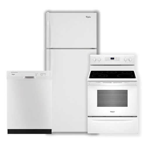 Picture of WHIRLPOOL 3 PIECE APPLIANCE PACKAGE