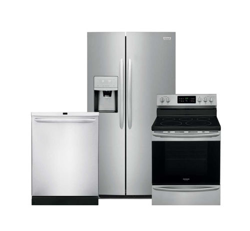 Picture of FRIGIDAIRE 3 PIECE GALLERY APPLIANCE PACKAGE