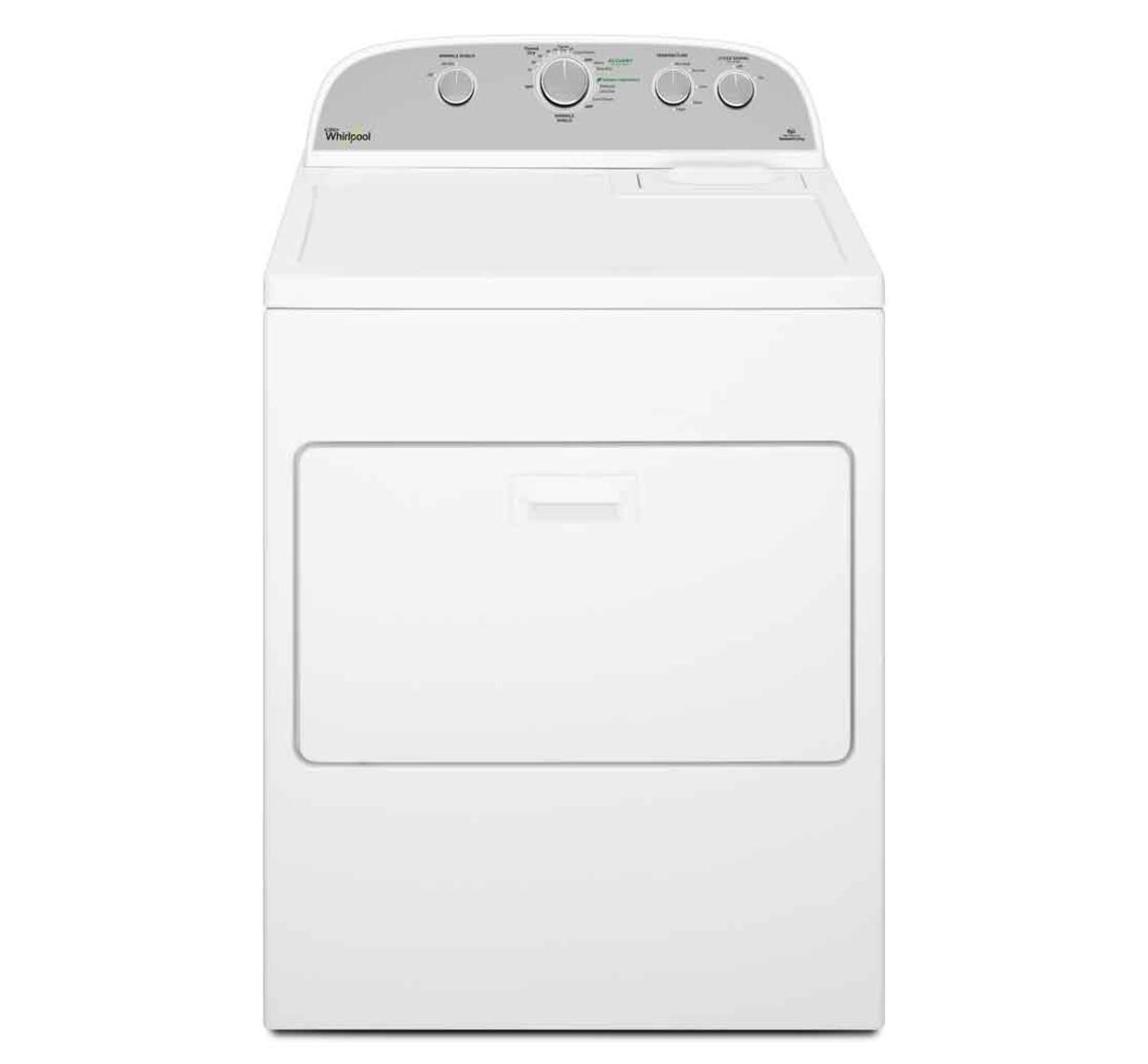 Picture of Whirlpool Cabrio Top Load Washer & Dryer Pair