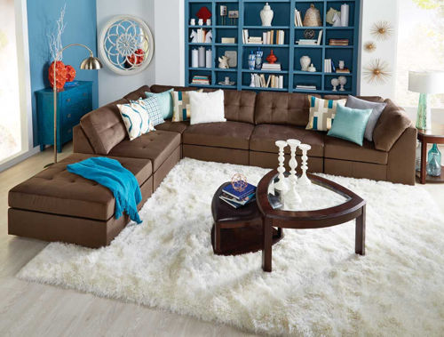 Picture of OPTIONS 4 PIECE SECTIONAL