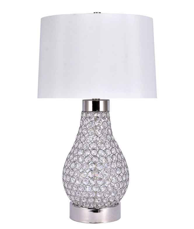 Picture of TRANSITIONAL POSH LAMP