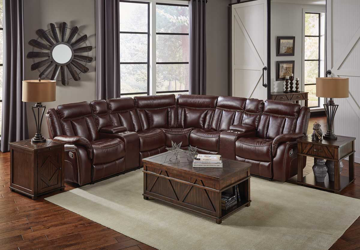 Picture of KENNEDY 4 PIECE SECTIONAL
