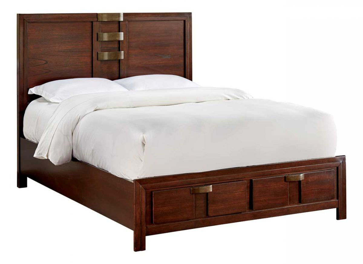 Picture of DIPLOMAT QUEEN STORAGE BED
