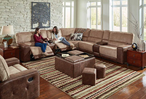 Picture of PASADENA 6 PIECE SECTIONAL