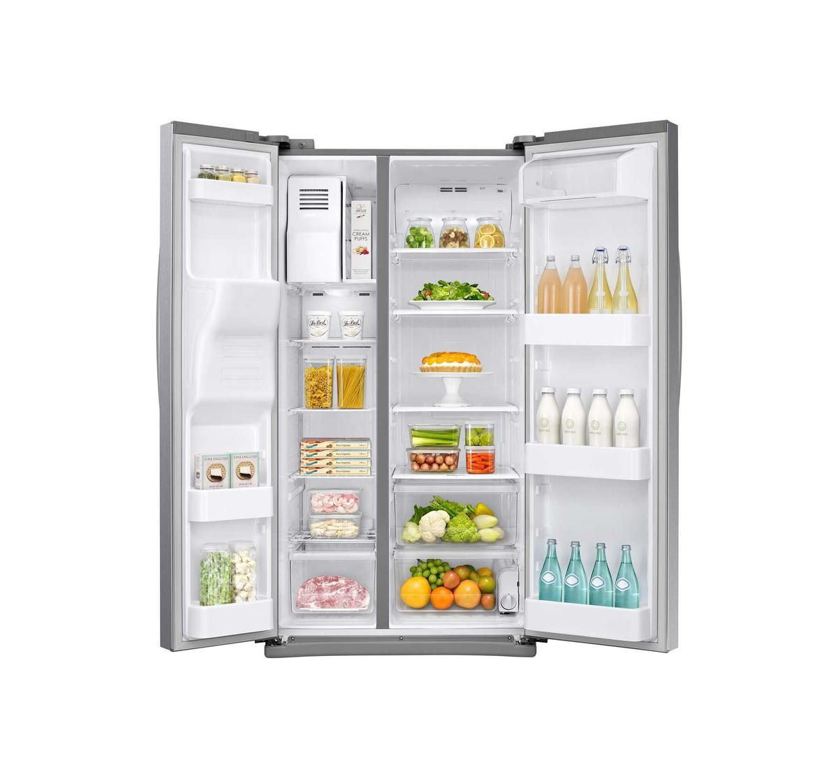 Picture of SAMSUNG SIDE-BY-SIDE REFRIGERATOR