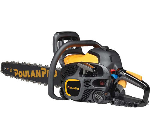 """Picture of POULAN 20"""" GAS CHAINSAW"""