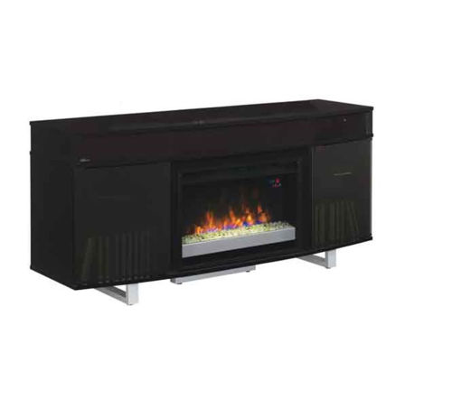 "Picture of ENTERPRISE 64"" FIREPLACE MEDIA CONSOLE"