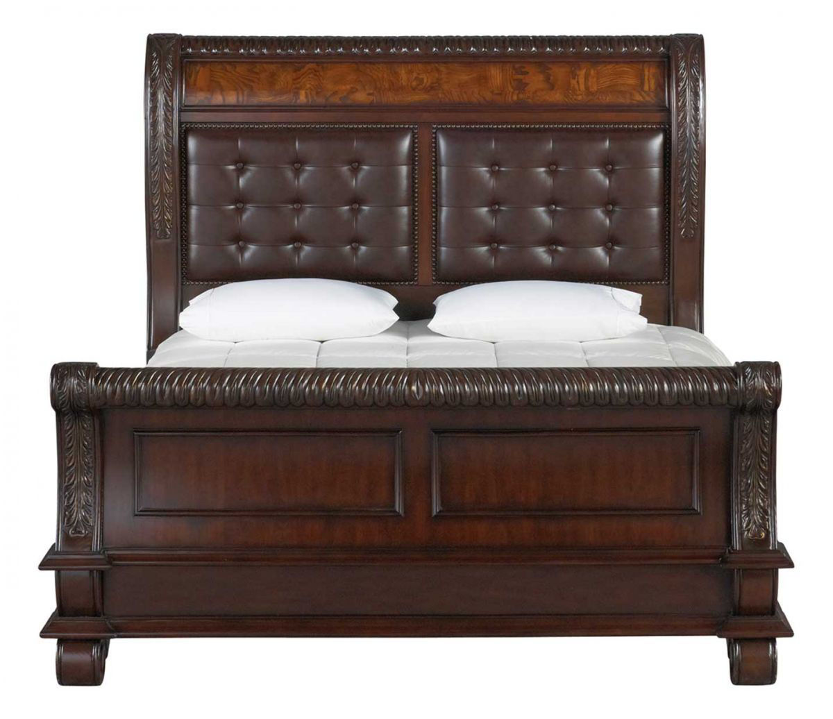 Picture of Sophia King Sleigh Bed