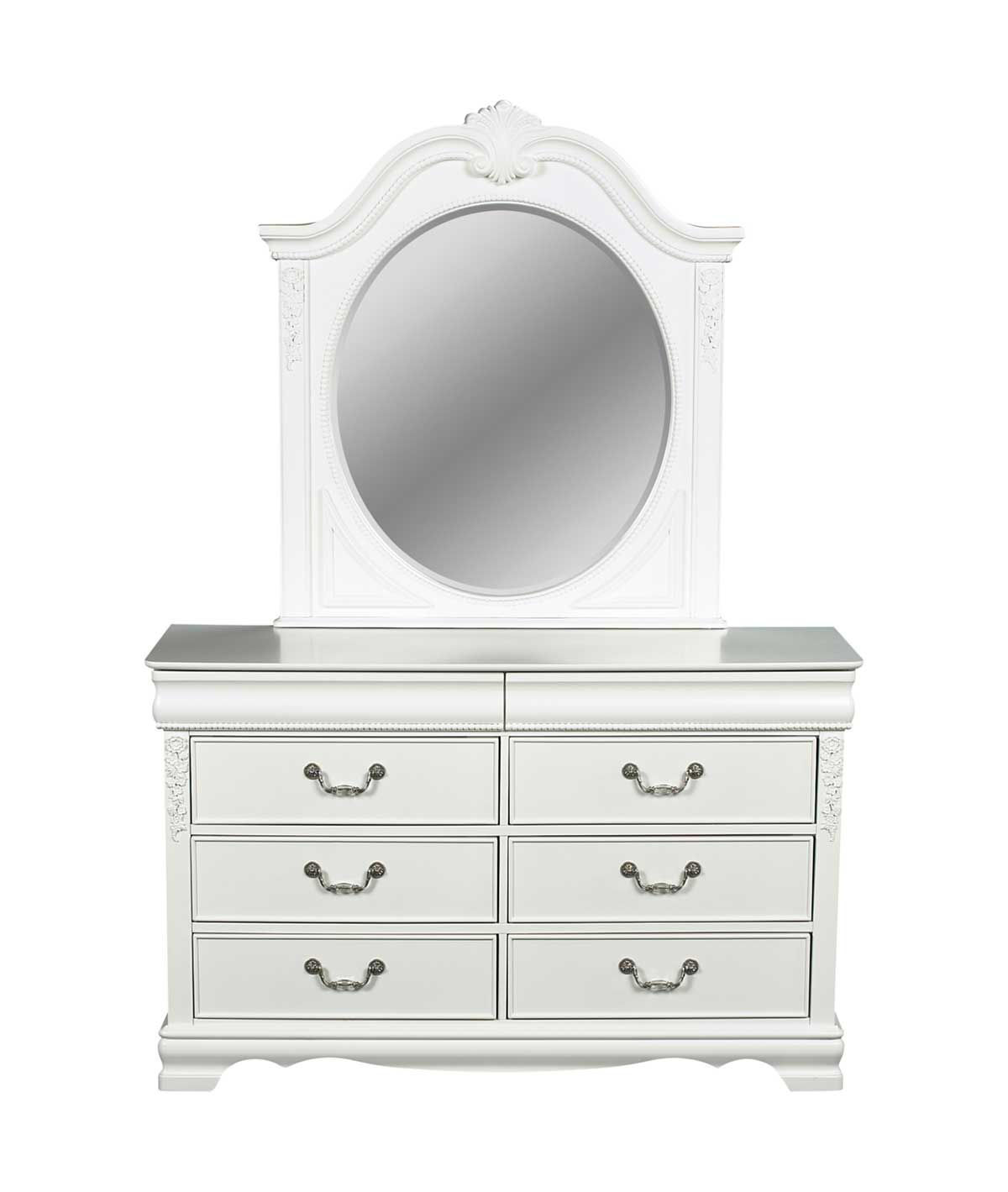 Picture of Grace Dresser & Mirror