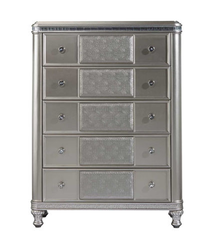 Picture of SILVER GLAM CHEST