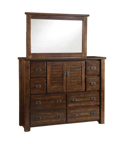 Picture of Latitude Dresser & Mirror